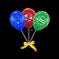 Воздушные шары (латекс)